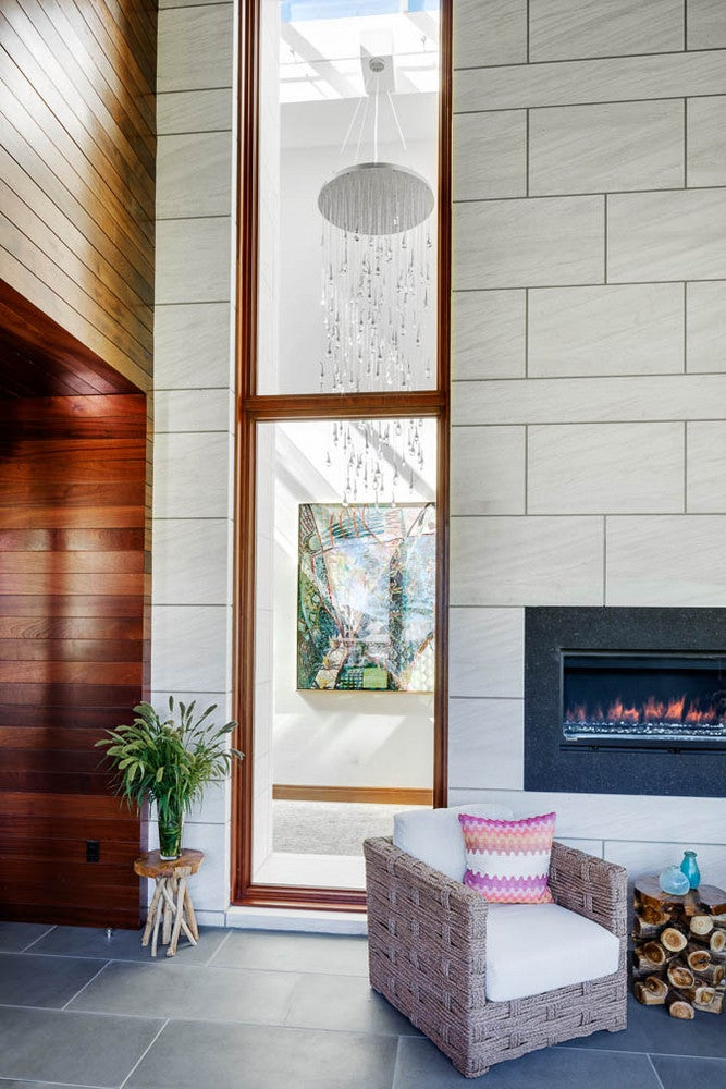 Boston Modern House With Traditional Decor Home Tour