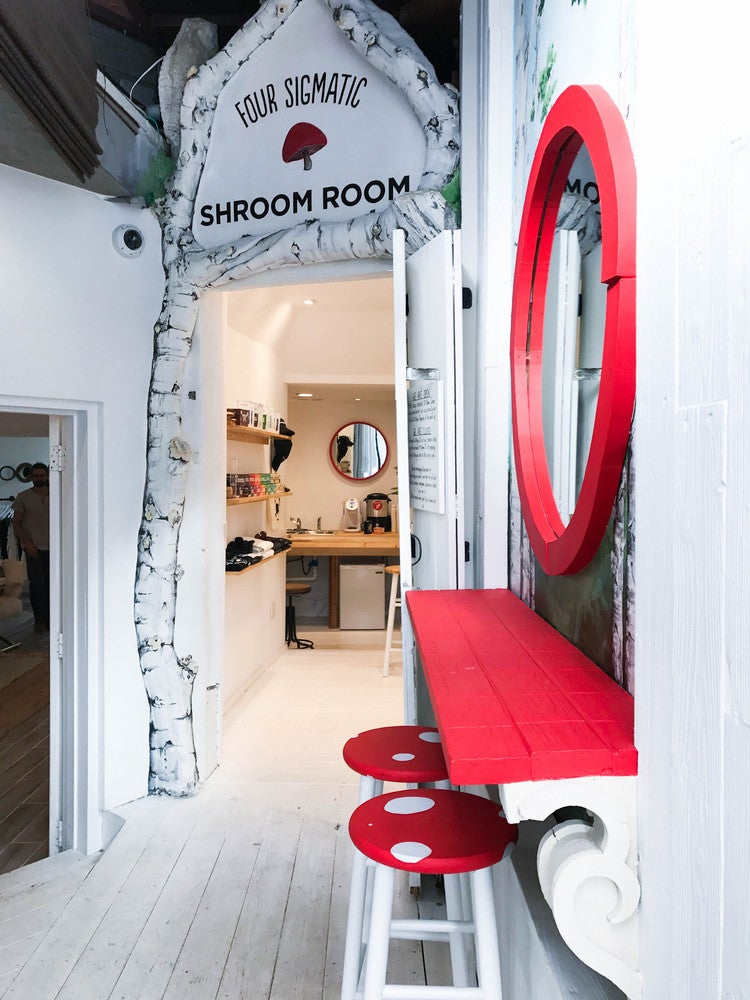 shroom room venice