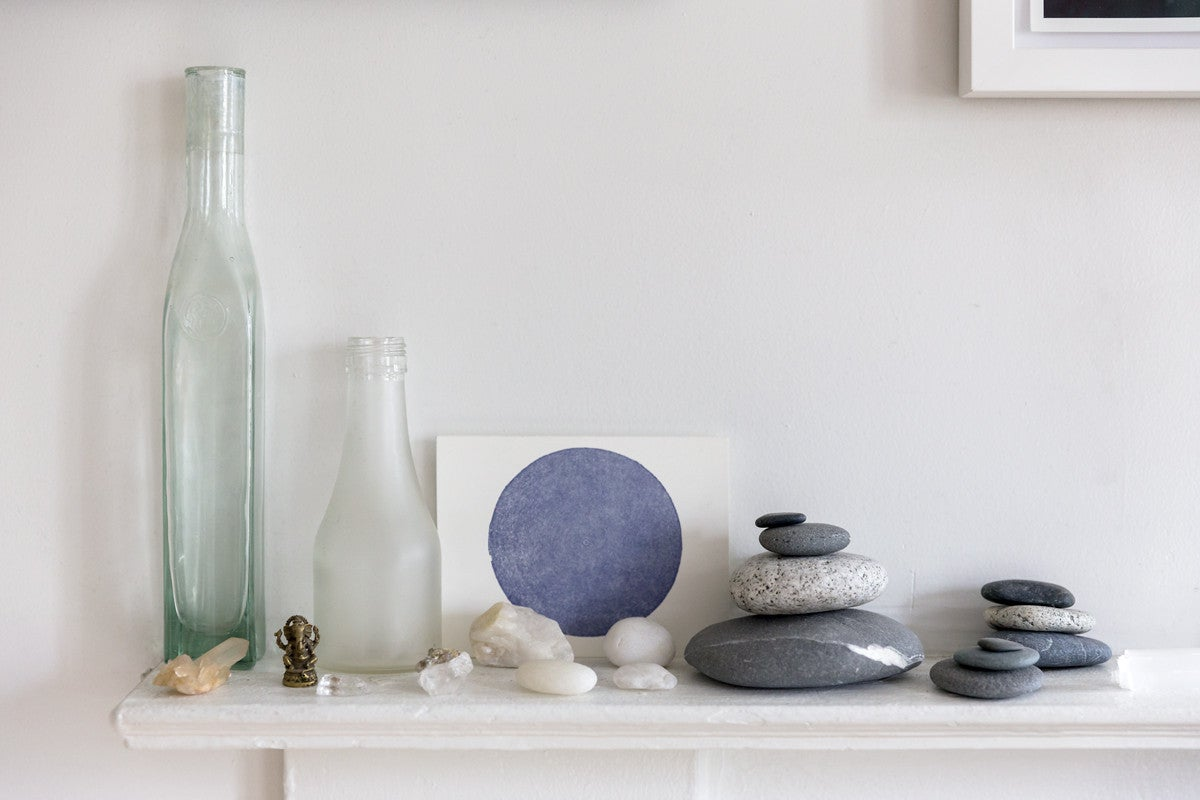 home tour crystals