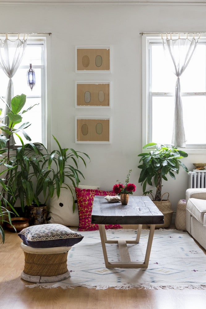 This Eclectic Brooklyn Apartment Will Give You Major Wanderlust