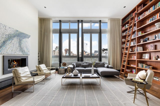 mike Myers NYC apartment