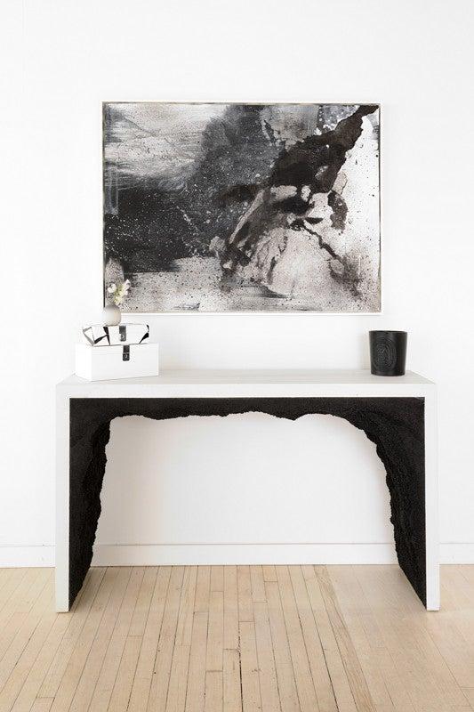 Minimalist, Monochromatic Office Decor Ideas