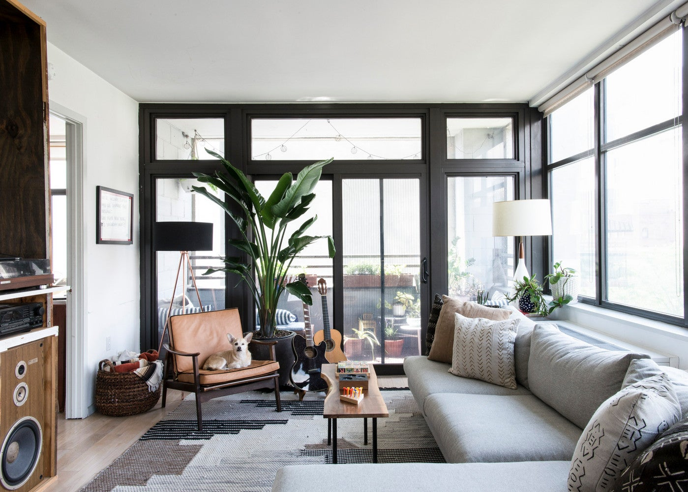Mixing Masculine Feminine Home Decor Style Brooklyn