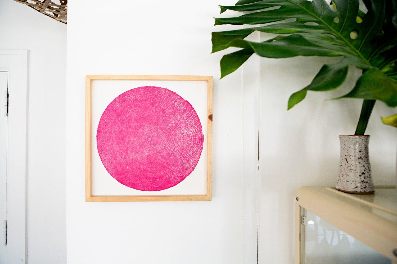 Peek Inside This Textile Company's Colorful LA Studio