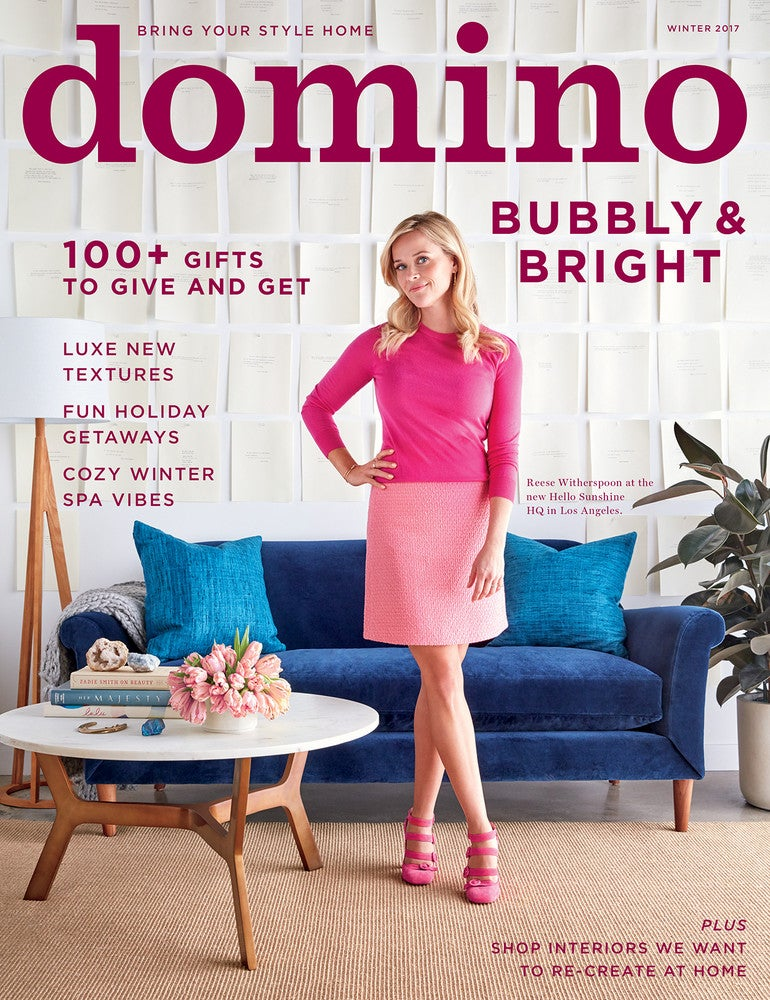 domino winter 2017 cover reese witherspoon