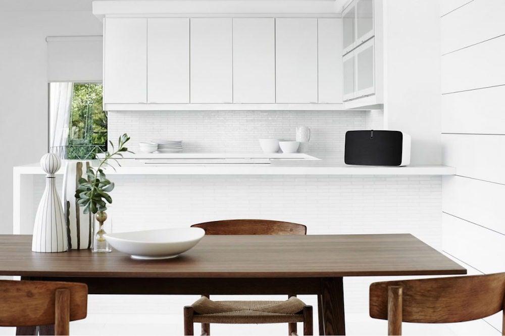 Ikea Sonos Speaker Partnership Home Music Sound System