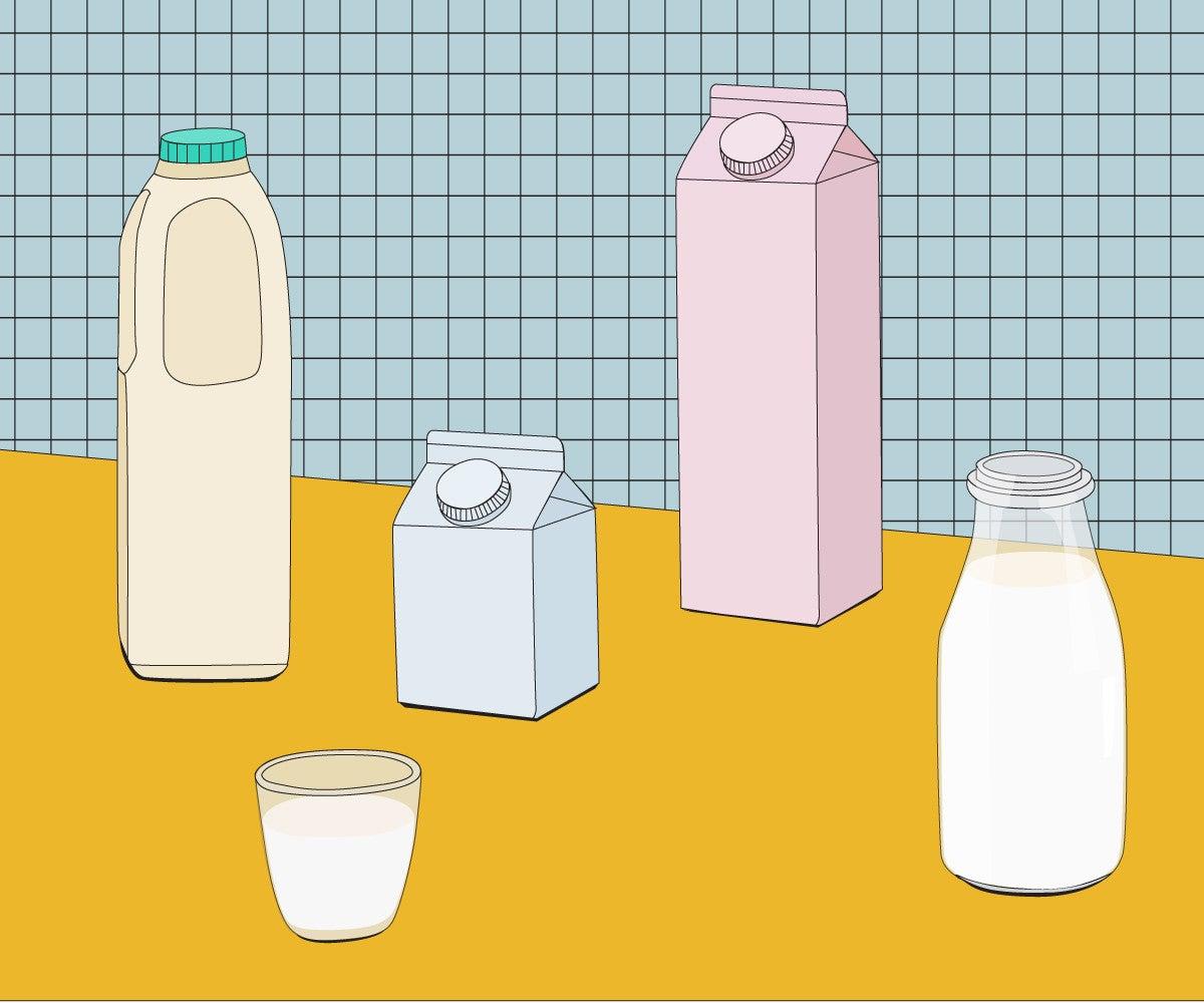 alternative milk guide