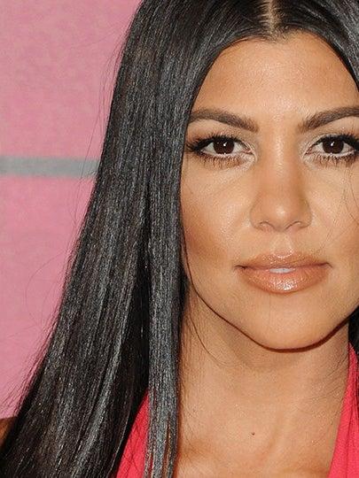 Kourtney Kardashian's DIY Hair Care Recipe Involves 4 Kitchen Staples