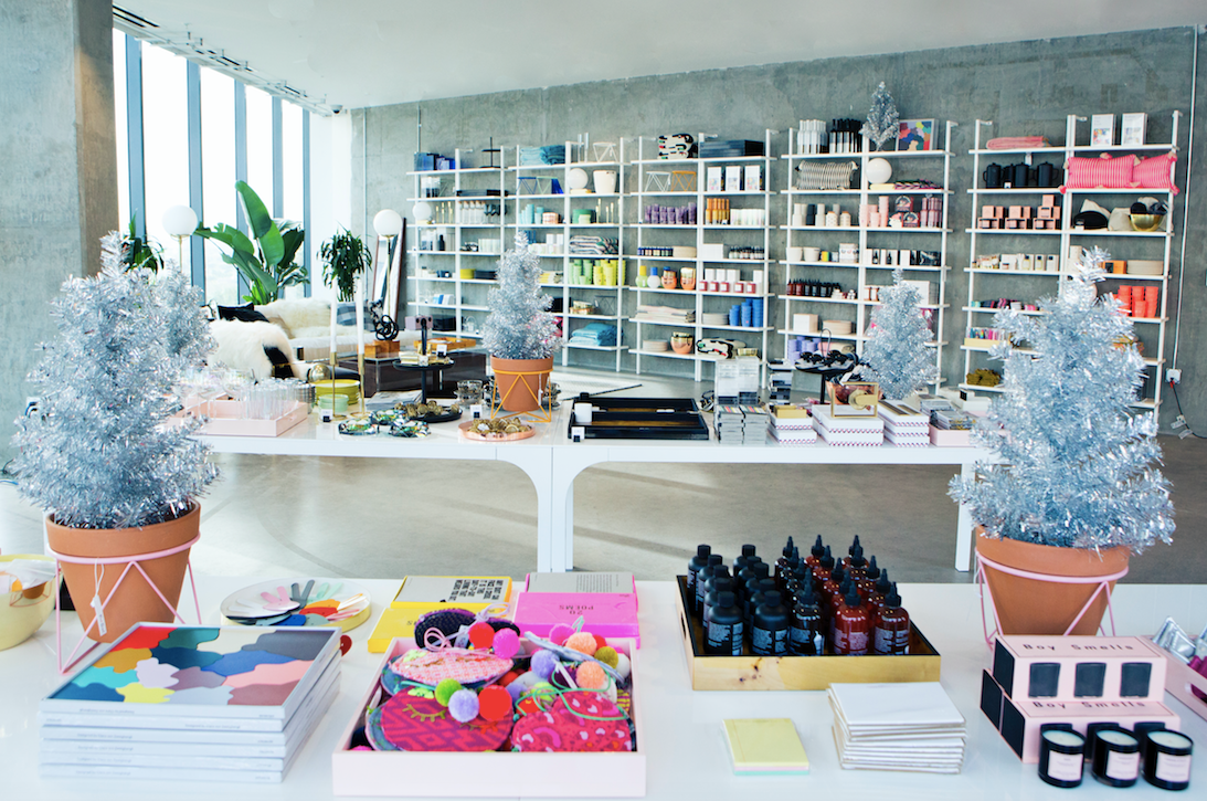The Domino Outpost Heads to Los Angeles for a Special Holiday Pop-up With CB2