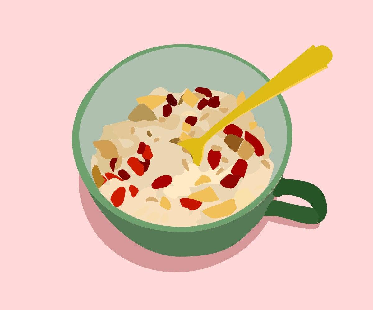 Hot Breakfast Recipes, Ayurvedic Diet Winter Meal Ideas