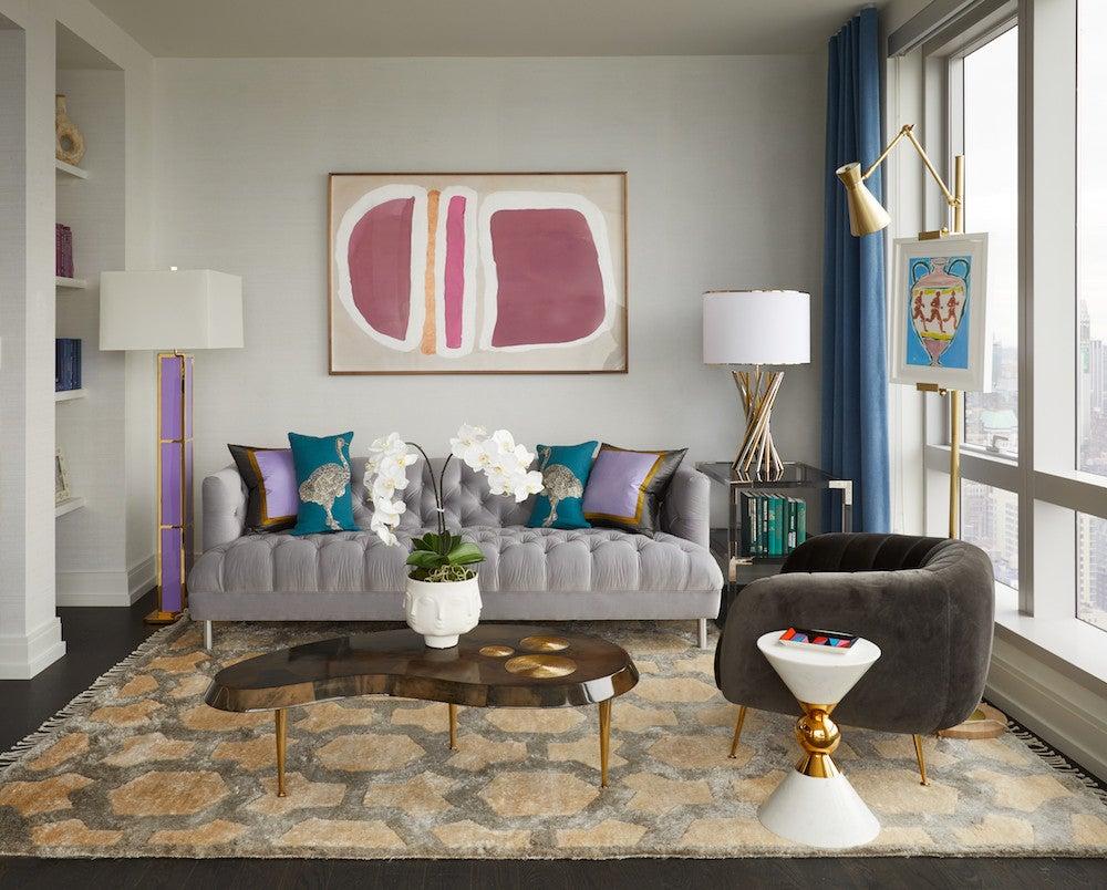 Jonathan Adler NYC Apartment Design Inspiration Tips
