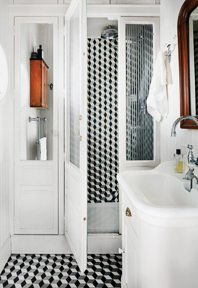 266 White Bathroom Design Ideas For 2019 Domino