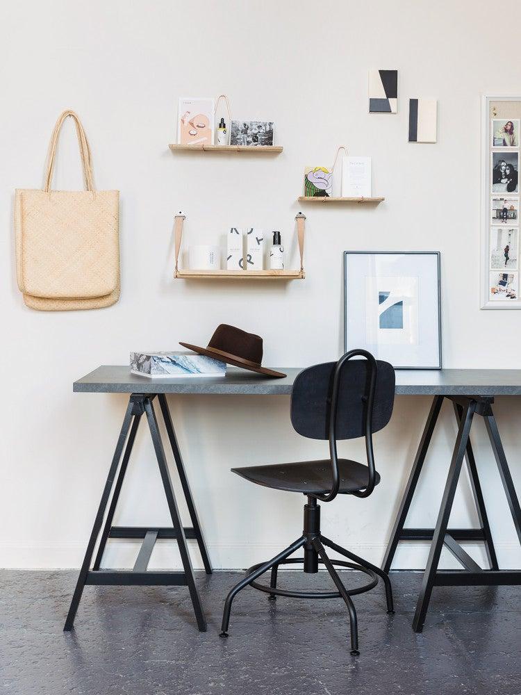 Cool and budget ikea desk hacks hative