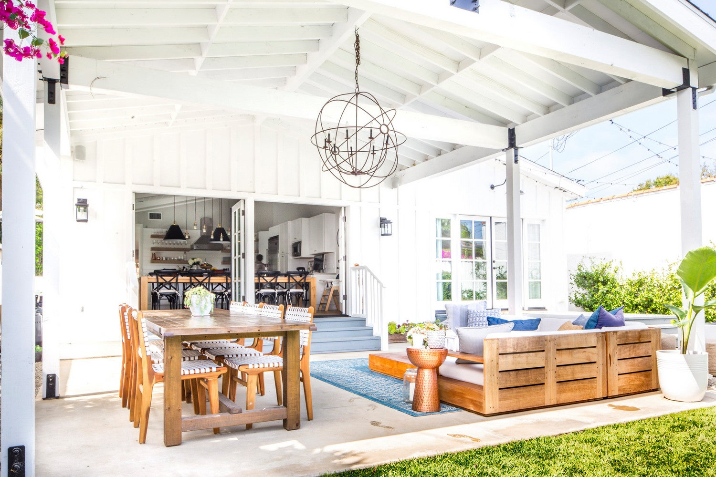 Indoor Outdoor Living Spaces Decorating Ideas on Enclosed Outdoor Living Spaces id=66883