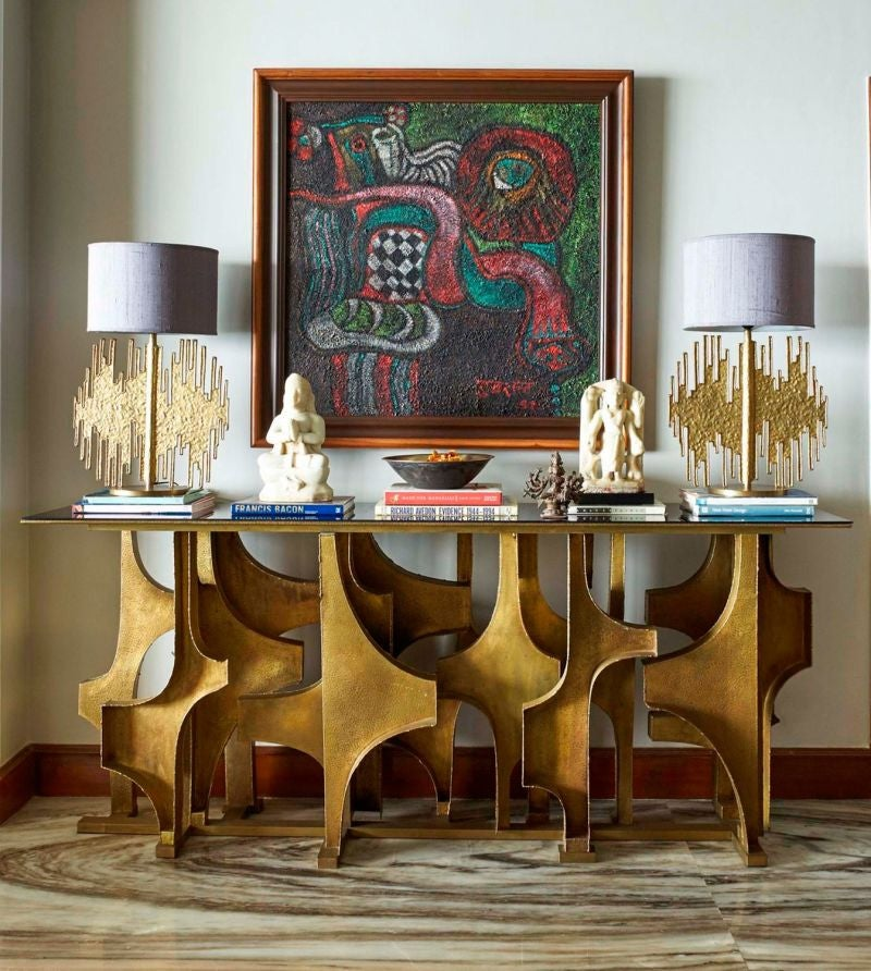 Indian Interior Designers Tips To Mix And Match Prints
