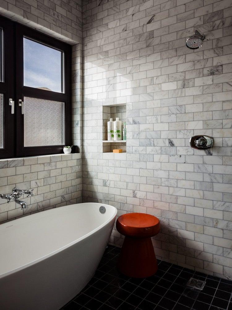 modern nevada home bathroom
