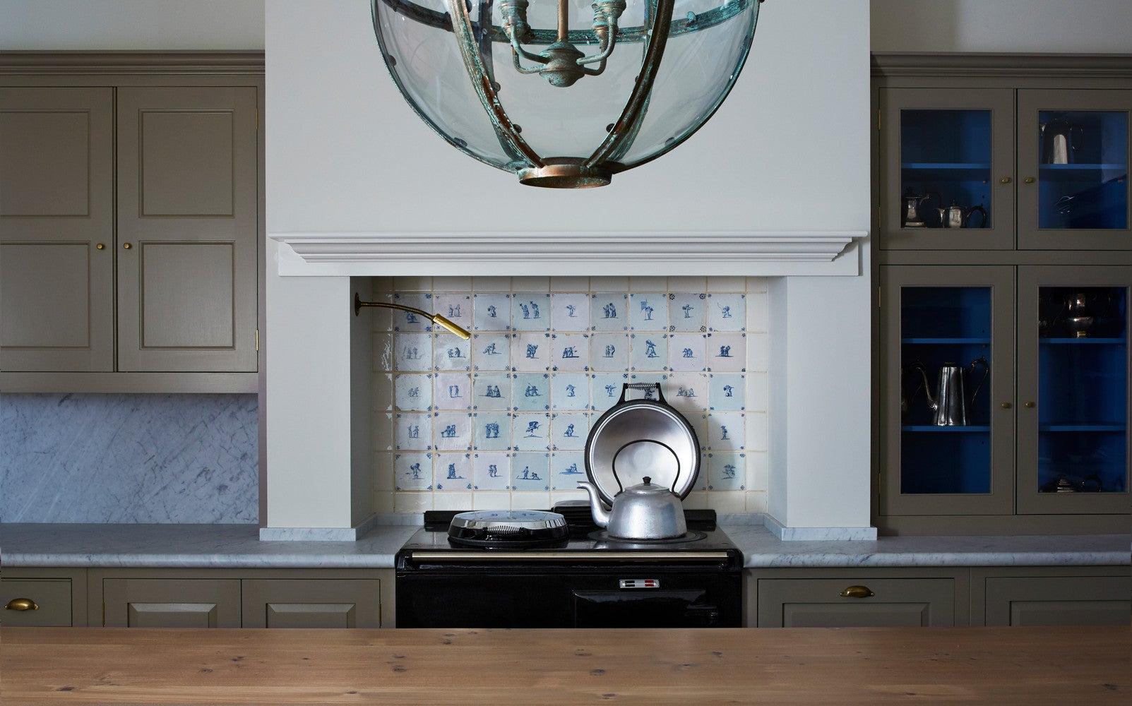 English Kitchen Design Ideas Trademark British Decor Style