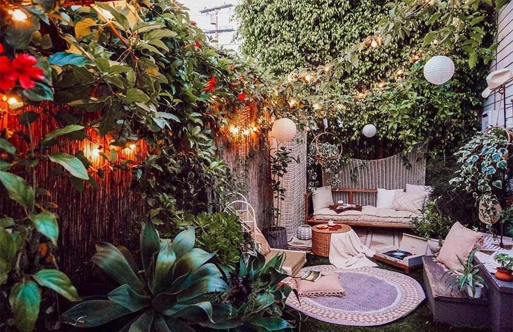 Small Garden Ideas For Tiny Outdoor Spaces Summer 2018
