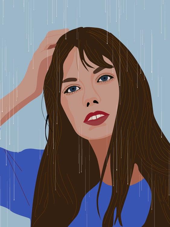 Don't Let Rain Ruin Your Good Hair Day Ever Again