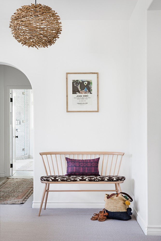 Inside a Mediterranean-Style Home That Stuns With Textured Details