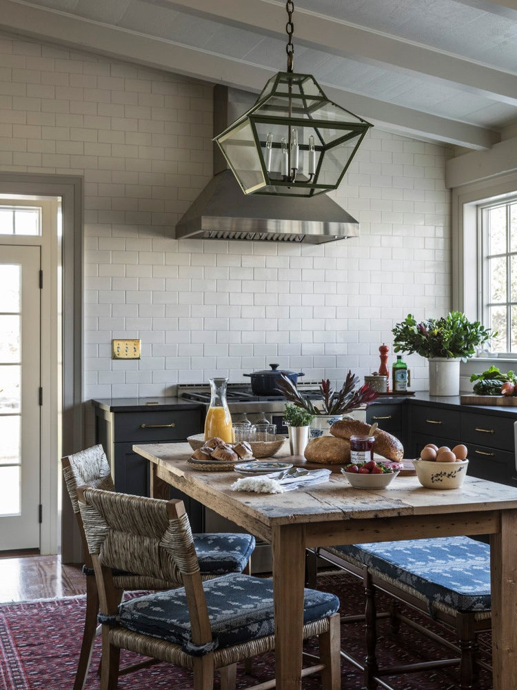A Coastal Massachusetts Kitchen Steeped in History
