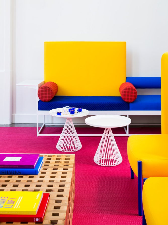 We Found the Most Colorful Hotel in America