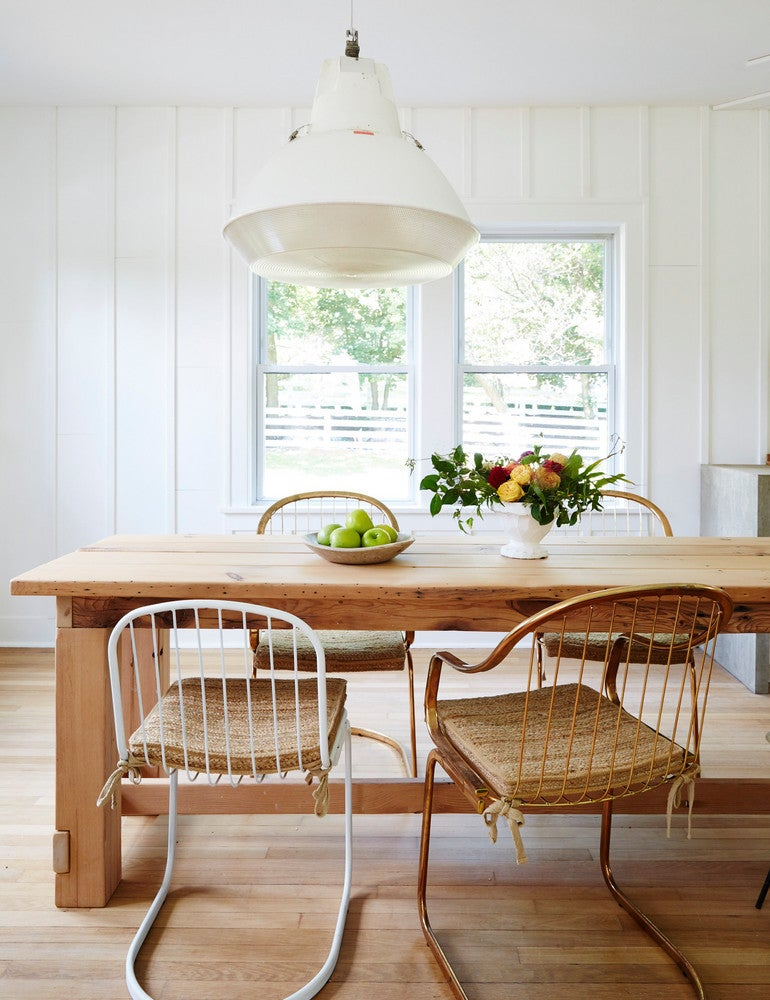 Sensational How To Style Dining Table With Mismatched Chairs Pabps2019 Chair Design Images Pabps2019Com