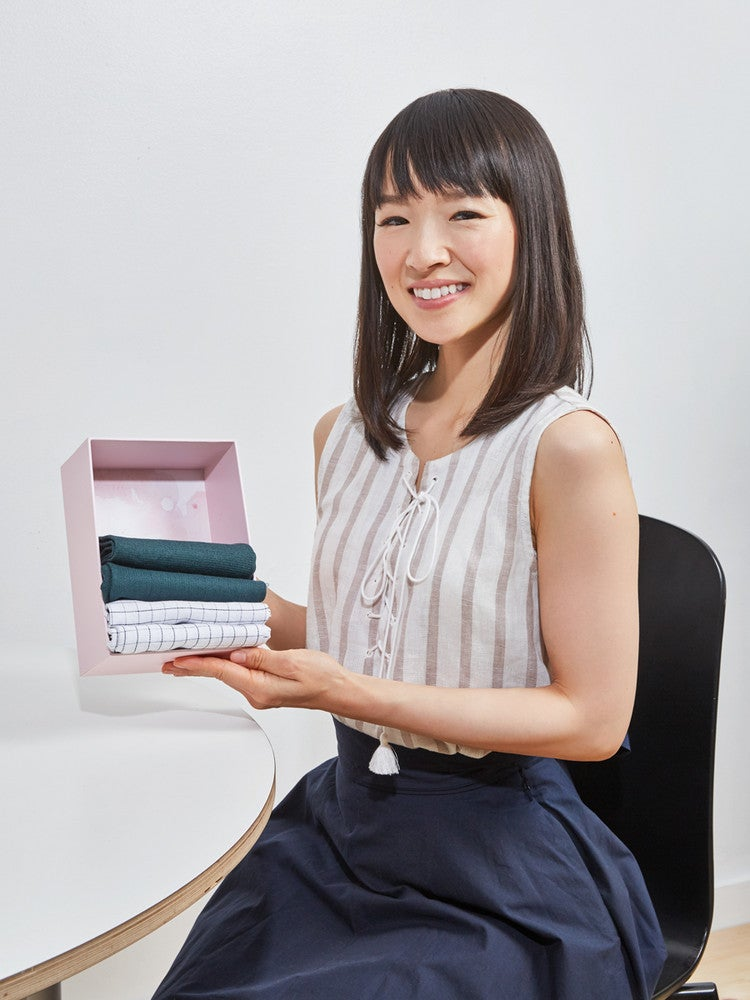 Marie Kondo Just Launched Her First Product—And It's Good