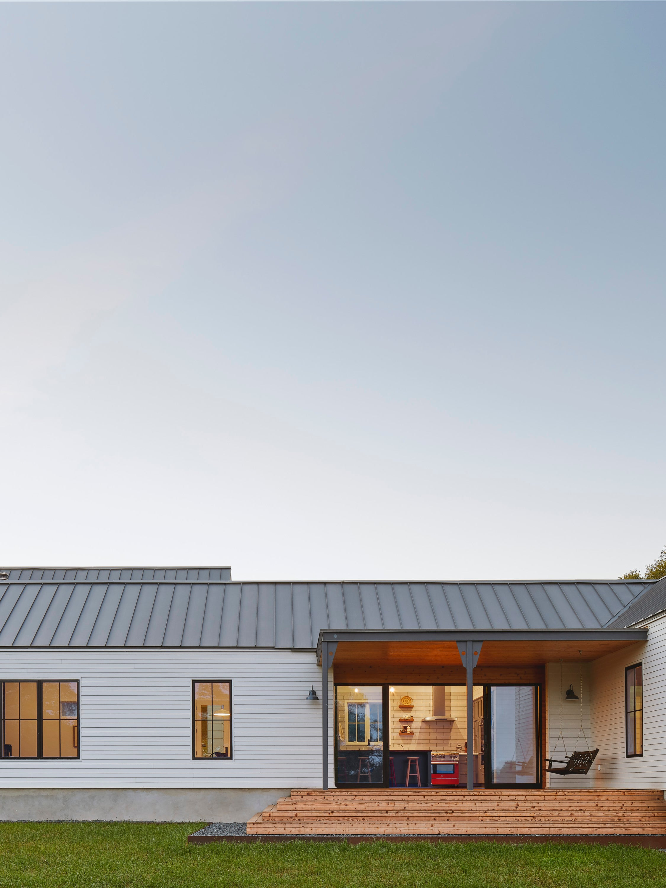 Tour a Scandinavian Farmhouse Situated in the Heart of Texas
