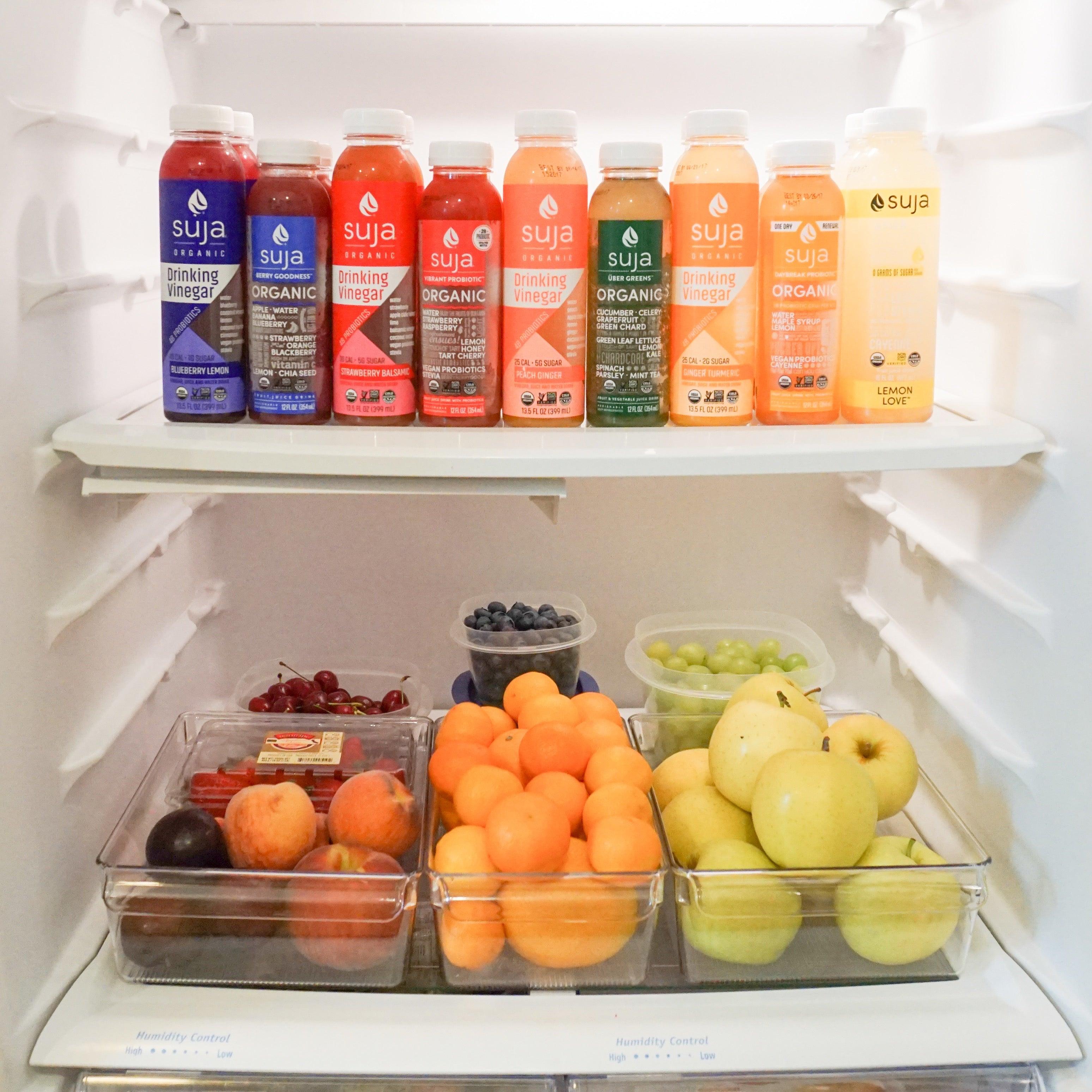 fridge contents