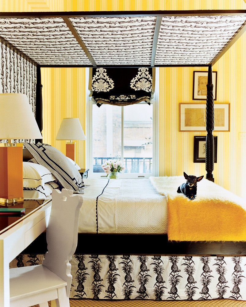 How to Pull Off Striped Walls | Domino