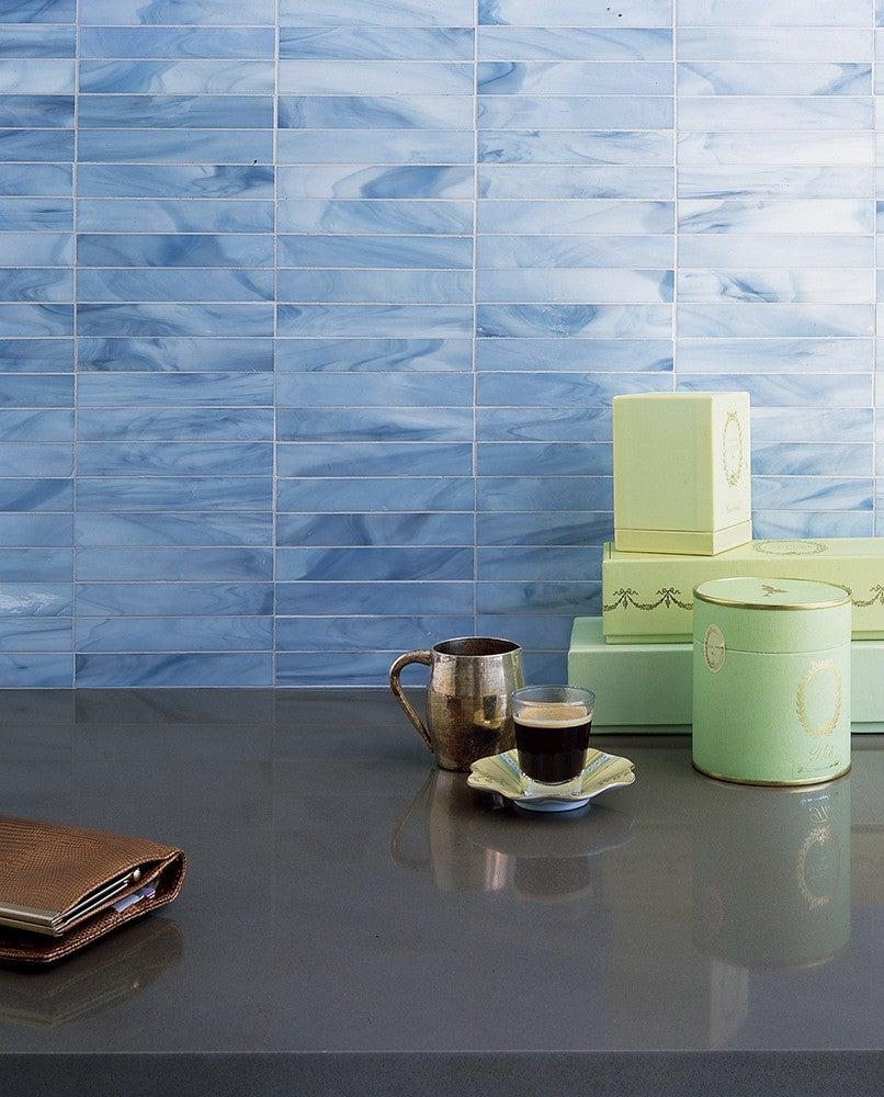 Kitchen Backsplash Ideas Blue Kitchen