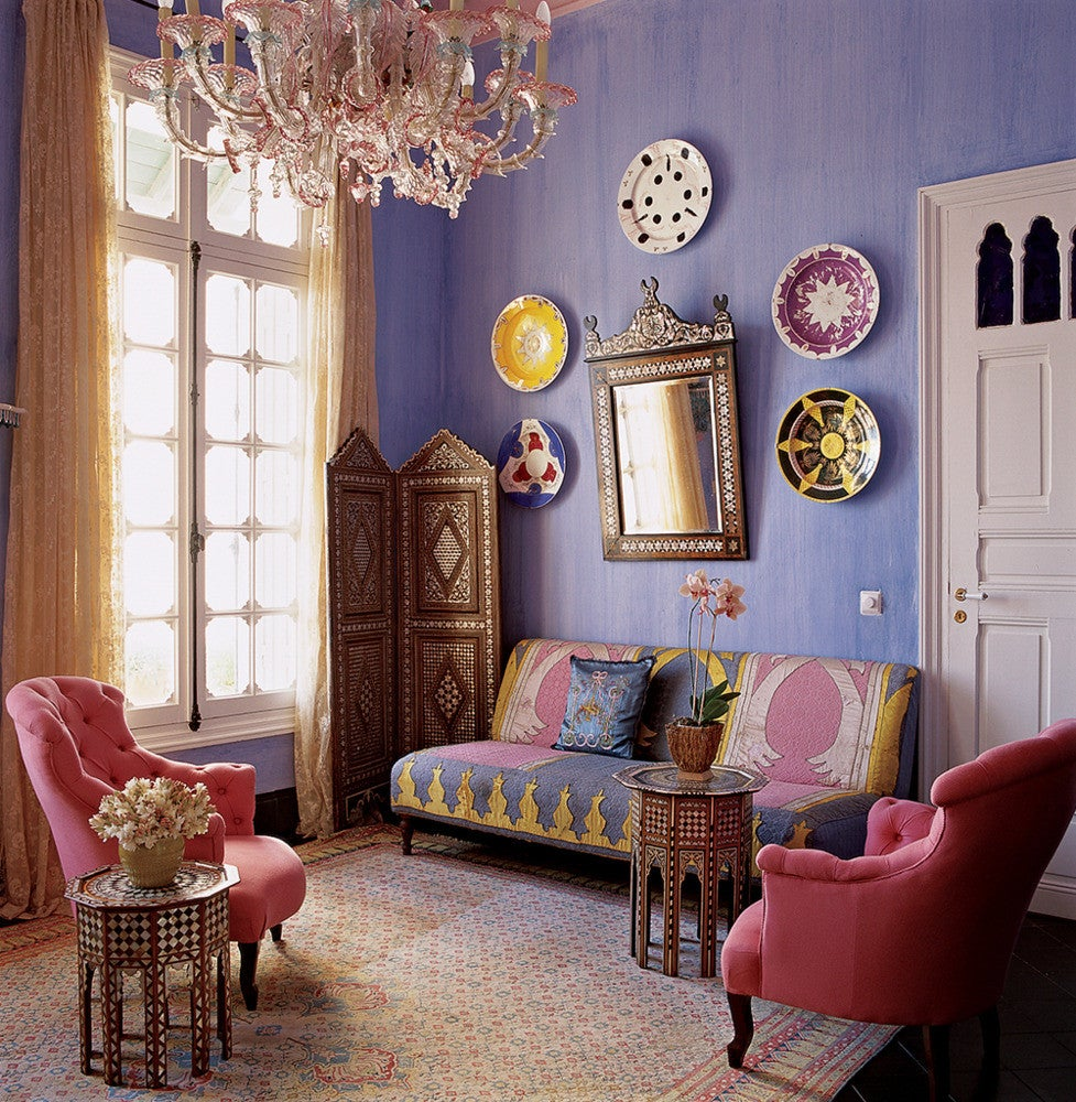 unexpected wall décor that wows