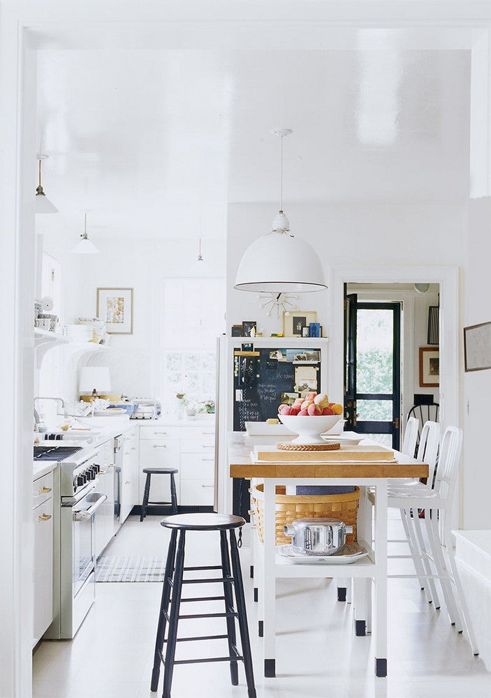 10 big ideas to steal for tiny kitchens