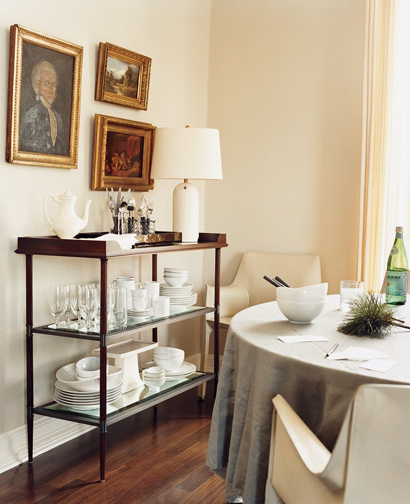 Dining Room Decorating Ideas For Apartments | Domino