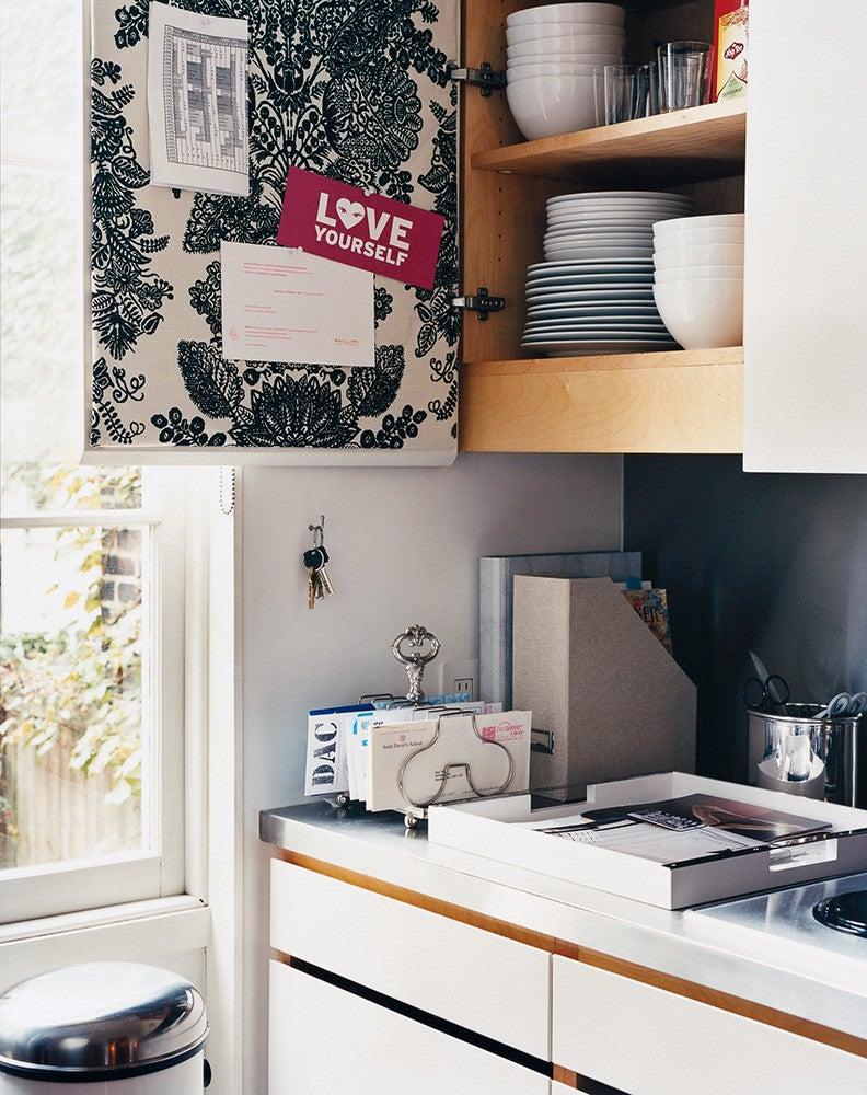 do-it-yourself entryway decor