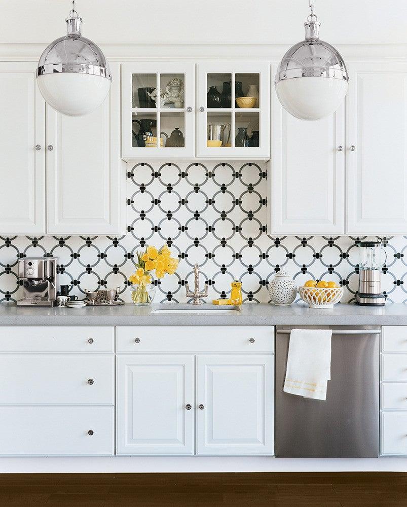 the most amazing kitchen backsplashes ever