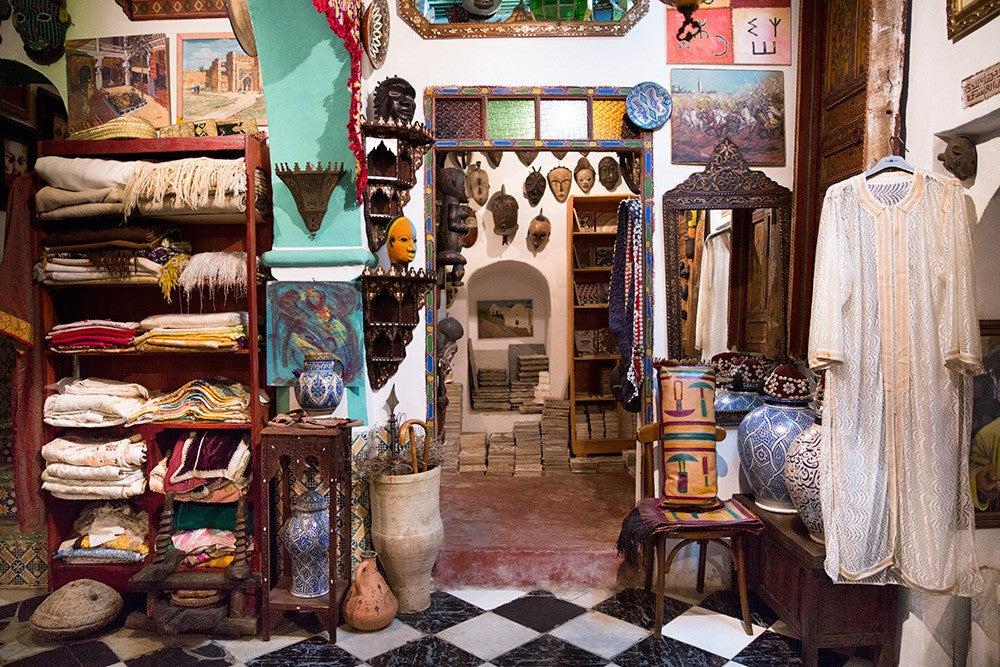 Gray Shop interior