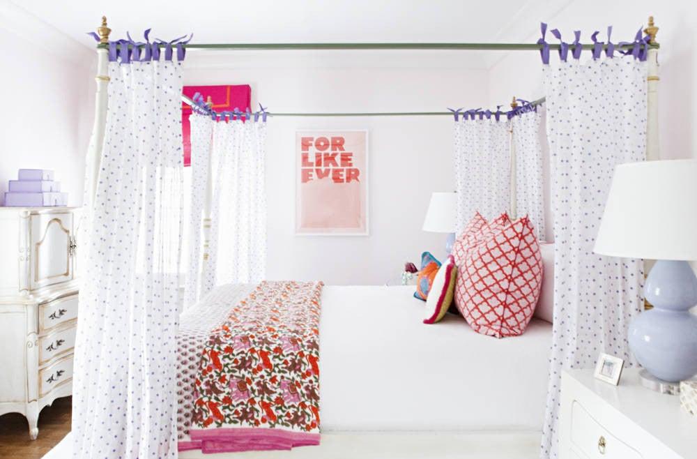 stylish teen bedroom decorating tricks