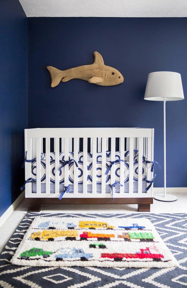 Blue Kid's room