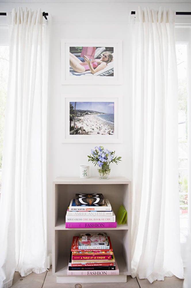Anne Ziegler White Living room