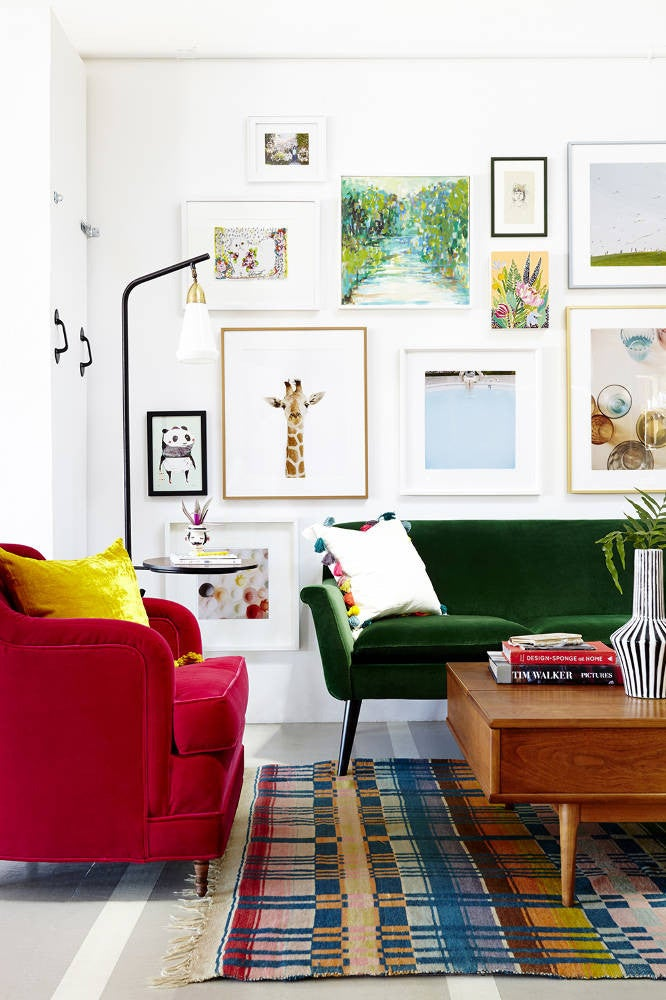 our favorite living rooms of 2014