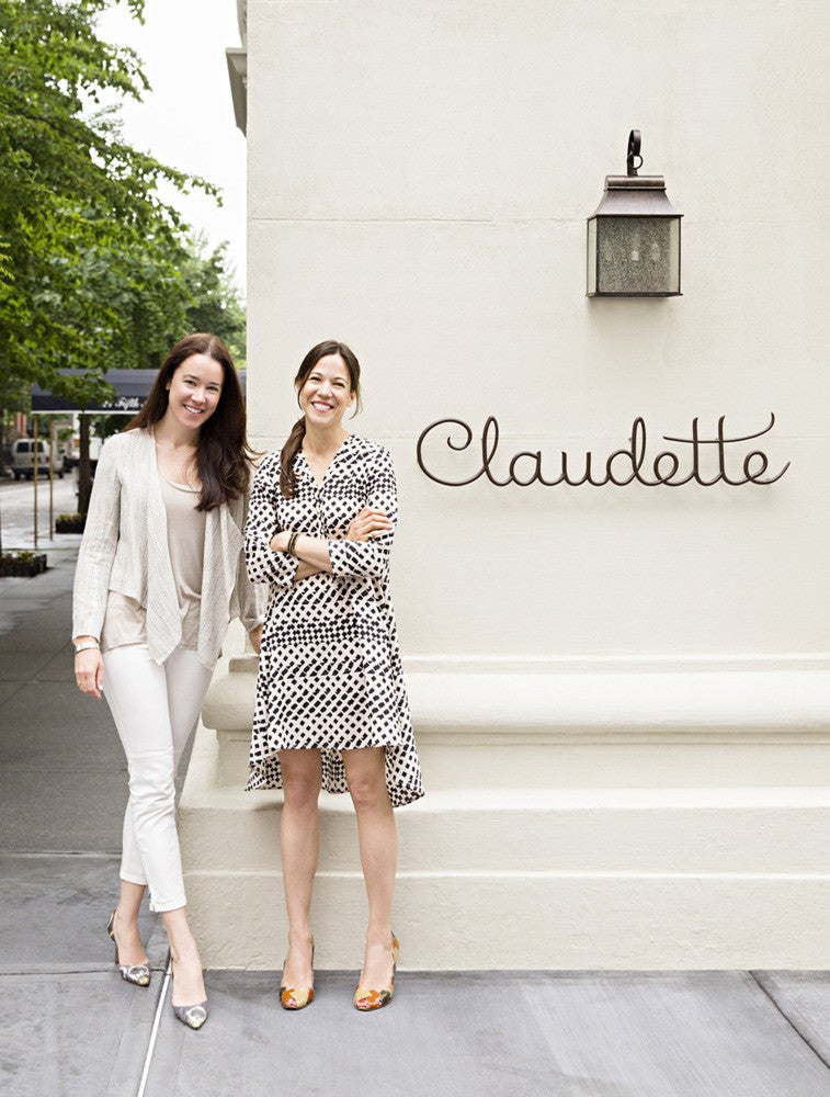 nyc dining: claudette