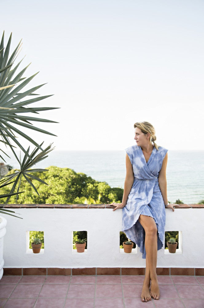 brittney borjeson: personalizing a two-bedroom home in mexico