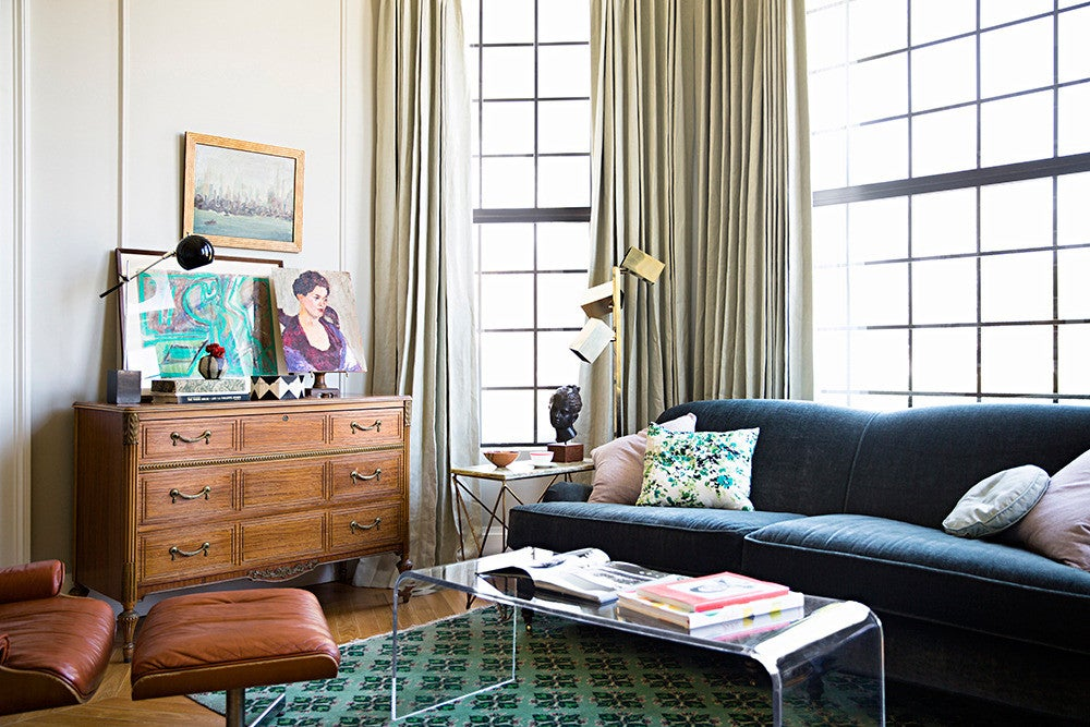 little green notebook jenny komenda living room