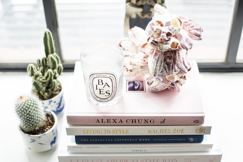 Amy Stone White Flowers