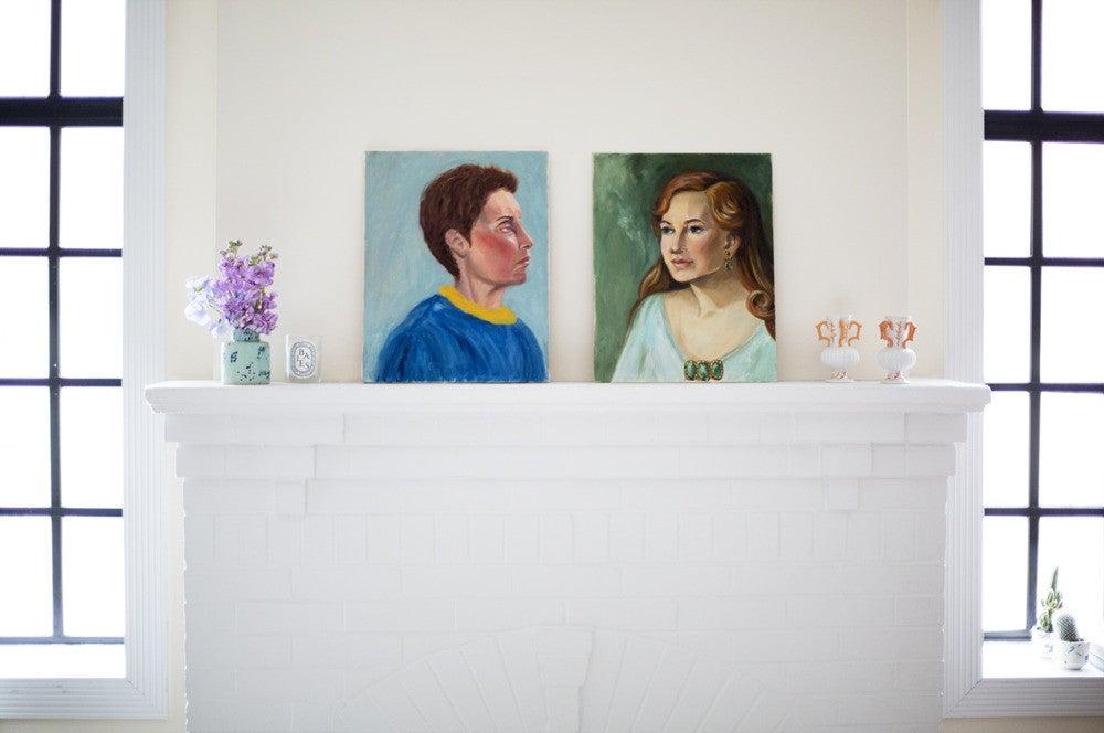 Amy Stone White Living room
