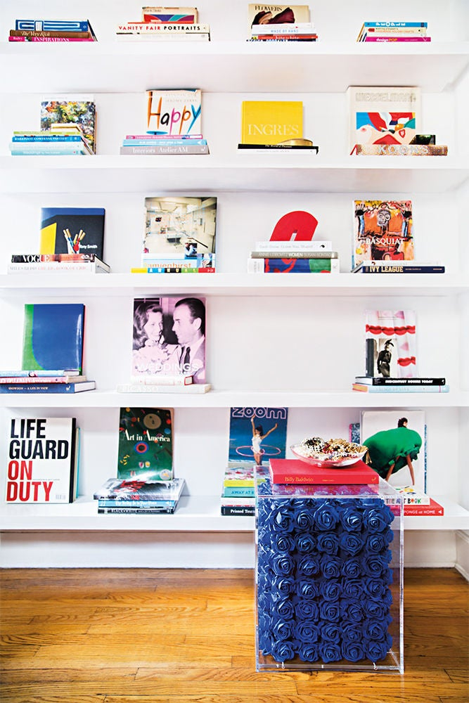a studio full of style in 250-square-feet