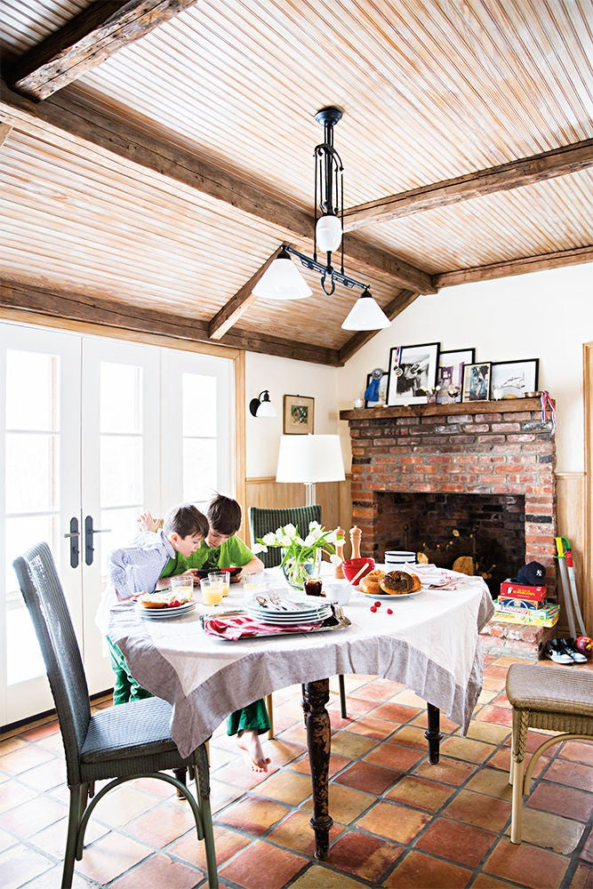 a family-friendly hamptons cottage