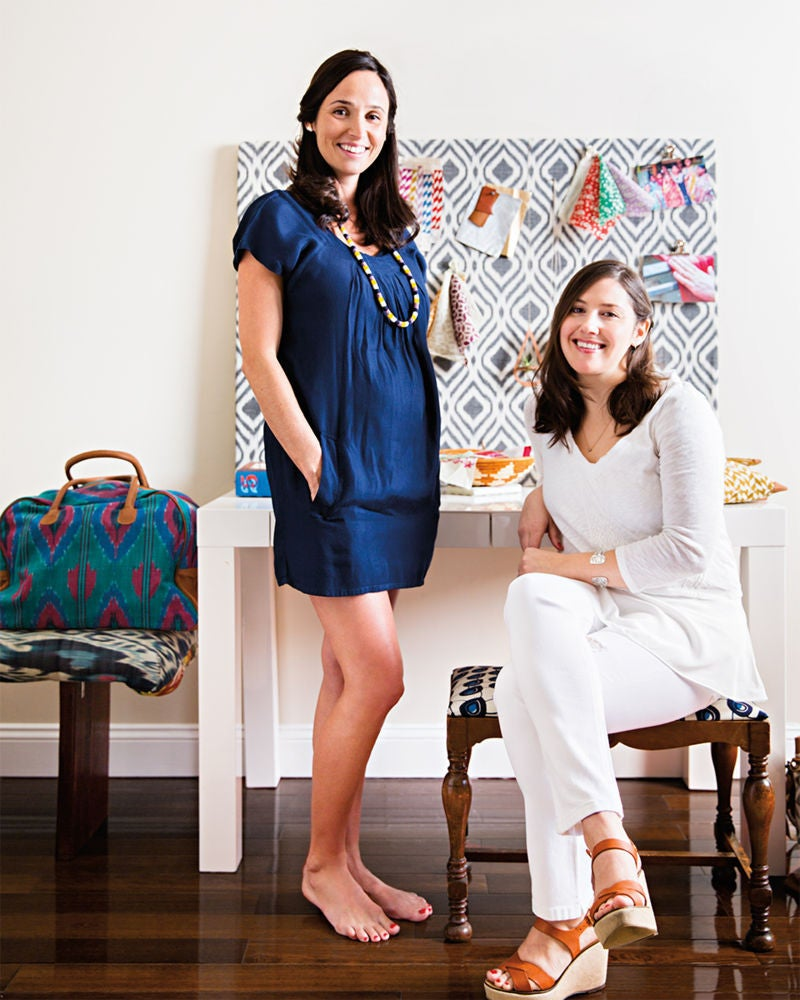 brands that give back: rising tide fair trade